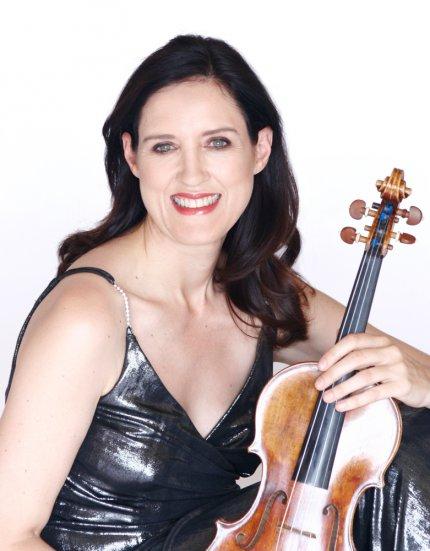 Zanta & Violin, Jet Black Dress