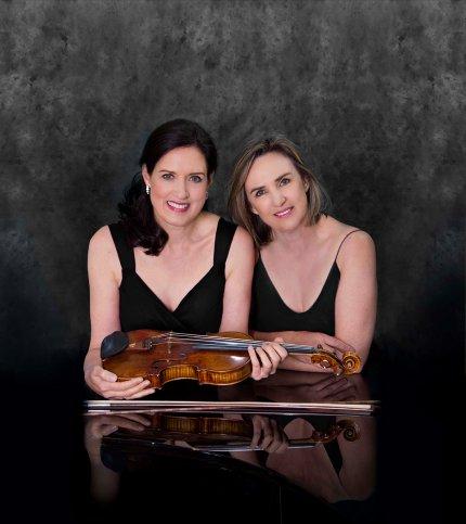 Zanta and Elna van der Merwe
